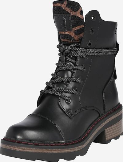 Xti Stiefel in schwarz, Produktansicht