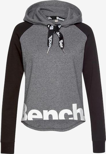 BENCH Sweatshirt in de kleur Grijs, Productweergave