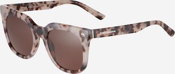 Kapten & Son Sonnenbrille 'Florence' in Braun