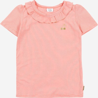 Hust & Claire T-Shirt 'Aloha' in goldgelb / rosa / weiß, Produktansicht
