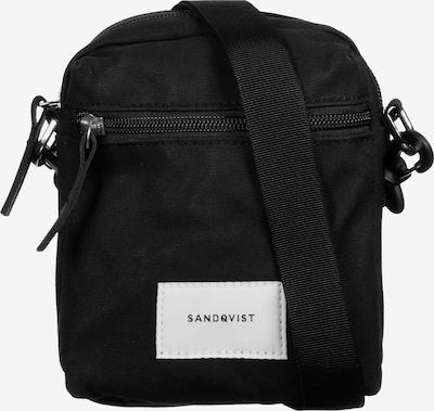 SANDQVIST Umhängetasche 'Sixten' in schwarz, Produktansicht