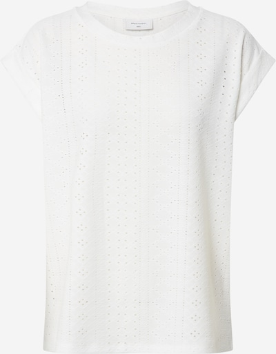 Freequent Shirt in offwhite, Produktansicht