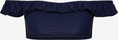 LeGer by Lena Gercke Bikinitop 'Nisa' in de kleur Donkerblauw, Productweergave