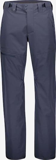 SCOTT Skihose 'Ultimato Dryo 10' in taubenblau, Produktansicht