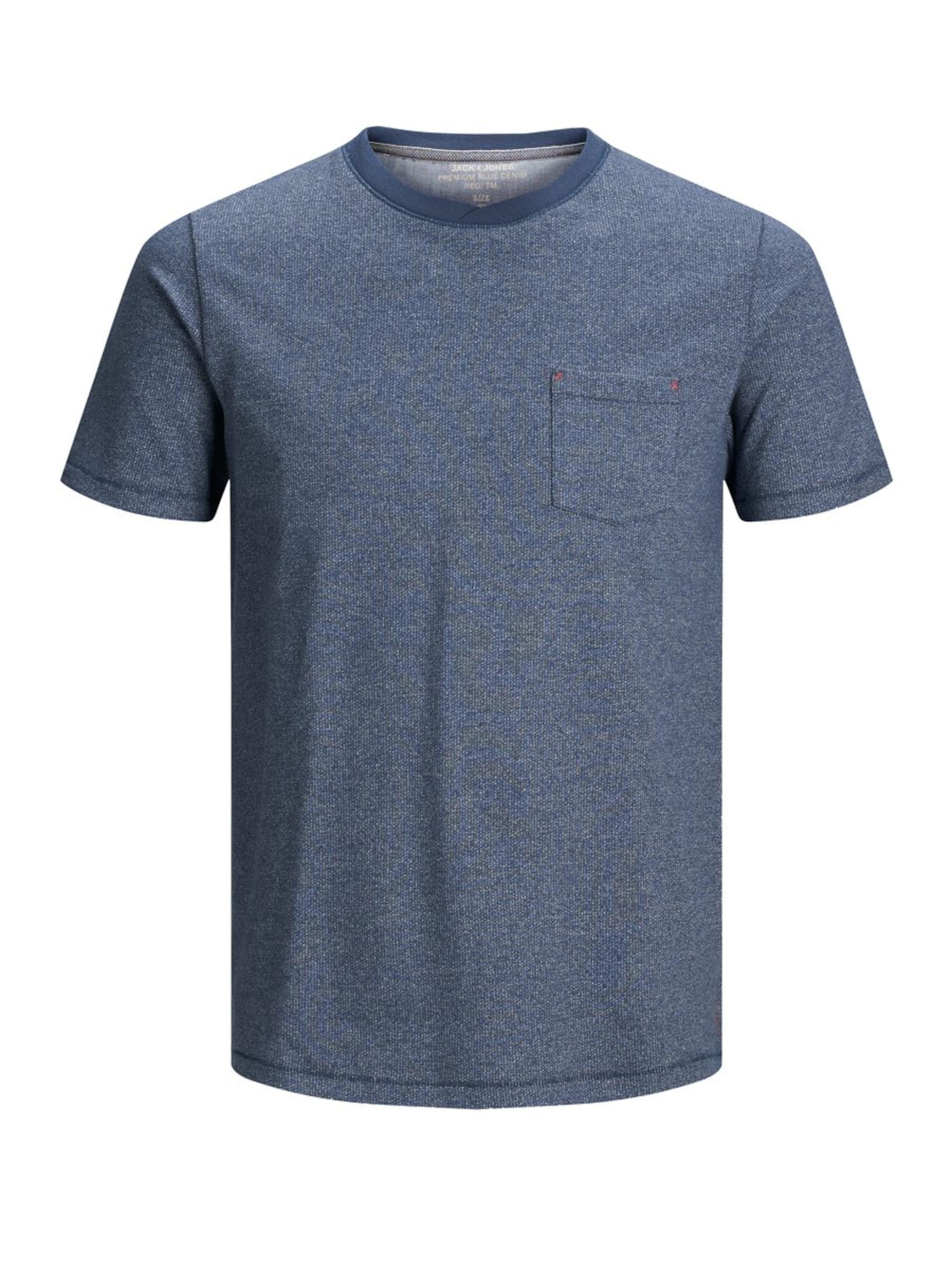 Jackamp; Marine shirt Jones En T Bleu doBeCx