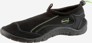 FASHY Beach & Pool Shoes 'Tías' in Black