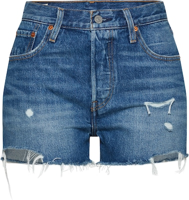 LEVI'S Jeansy '501® HIGH RISE'