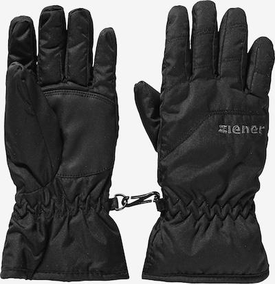 ZIENER Skihandschuhe 'LEJANO AS' in schwarz, Produktansicht