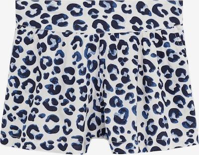 MANGO KIDS Shorts 'Pera' in navy / royalblau / weiß, Produktansicht