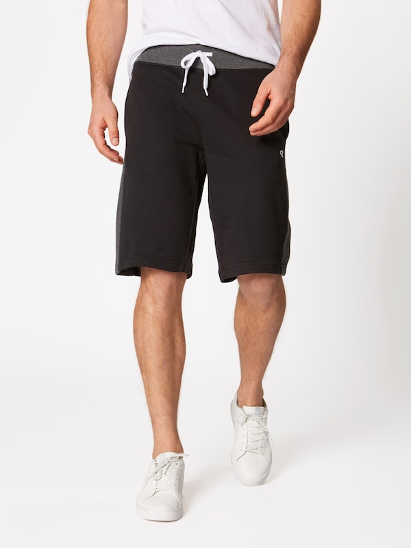 Bermuda' Authentic Apparel 'long Pantalon En Gris Champion Athletic FoncéNoir 8OPkn0wX