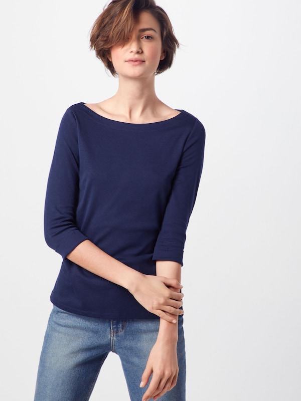 Bleu Marine shirt T Esprit En 2I9YEWDeH