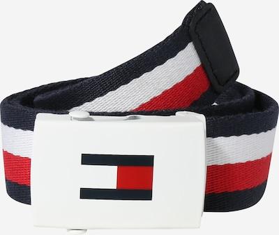 TOMMY HILFIGER Riem in de kleur Blauw / Rood / Wit, Productweergave