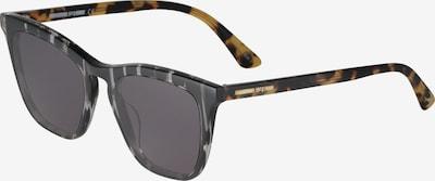 McQ Alexander McQueen Okulary przeciwsłoneczne 'MQ0168S-001 51' w kolorze brązowy / czarny / białym, Podgląd produktu