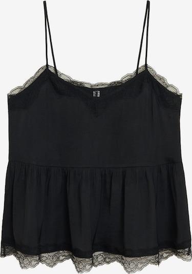 MANGO Top 'BABY' in schwarz, Produktansicht