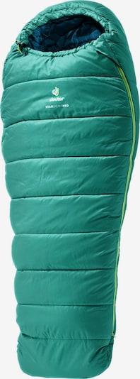 DEUTER Schlafsack 'Starlight Pro' in grasgrün, Produktansicht