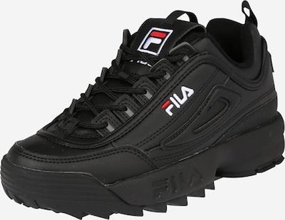 FILA Sneaker 'Disruptor' in melone / schwarz / weiß, Produktansicht