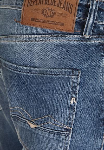 REPLAY Jeans 'DONNY' in blau / blue denim, Produktansicht