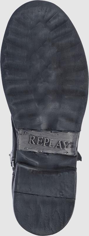 REPLAY Biker-Stiefelette Verschleißfeste Every Verschleißfeste Biker-Stiefelette billige Schuhe 926716