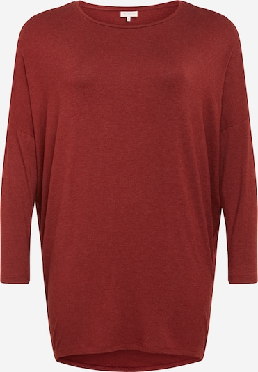 ONLY Carmakoma Oversized tričko - tmavě červená, Produkt