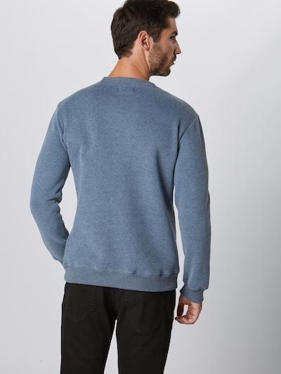 Megztinis be užsegimo 'Viggo' iš Derbe , spalva - tamsiai mėlyna: Vaizdas iš galinės pusės