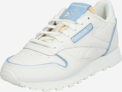 fehér Reebok Classic Rövid szárú edzőcipők 'CL LTHR', Termék nézet