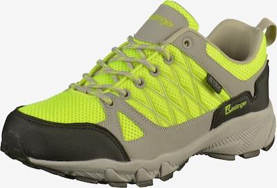 Kastinger Wanderschuhe in gelb, Produktansicht