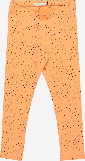 NAME IT Leggings 'Vivian' in nachtblau / apricot, Produktansicht