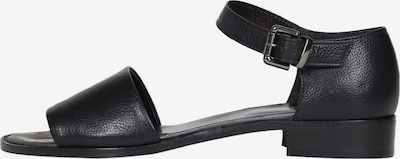 Accessoire diffusion Sandale in schwarz, Produktansicht