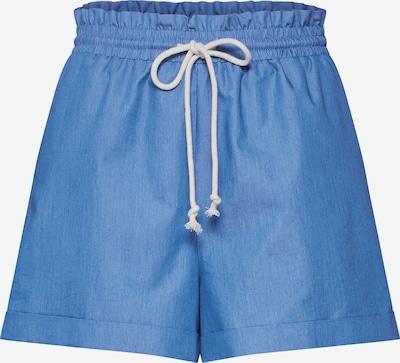 EDITED Shorts 'Francesca' in blau, Produktansicht