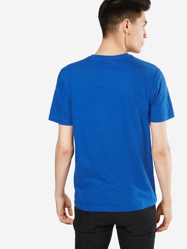 Gap T-shirt V-logo Distress Arch