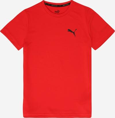 PUMA Funktsionaalne särk punane / must, Tootevaade