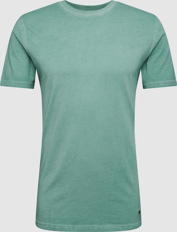 BOSS Shirt 'Toxx' in pastellgrün  Großer Rabatt