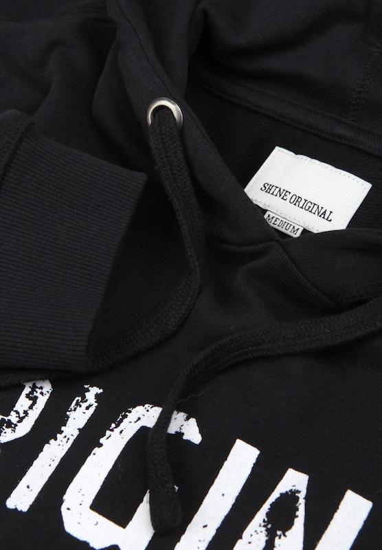 SHINE ORIGINAL Kapuzensweatshirt 'VINTAGEPRINT'