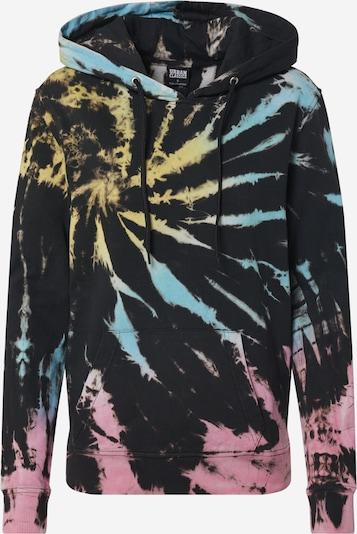 Urban Classics Sweatshirt 'Ladies Tie Dye Hoody' in de kleur Gemengde kleuren, Productweergave