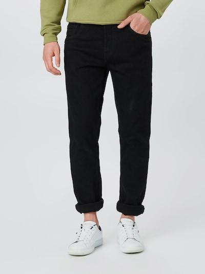Hailys Men Jeans 'Nero' in schwarz, Modelansicht