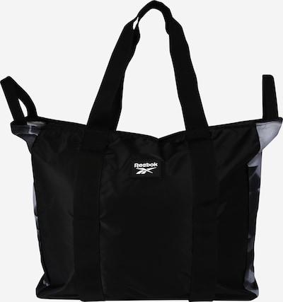 Sportinis krepšys ' GRAPHIC' iš REEBOK , spalva - juoda, Prekių apžvalga