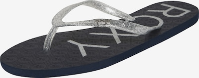 ROXY Teenslipper 'VIVA SPARKLE J SNDL' in de kleur Navy, Productweergave
