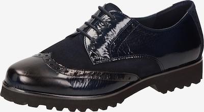 SIOUX Schnürschuh 'Meredith' in schwarz, Produktansicht