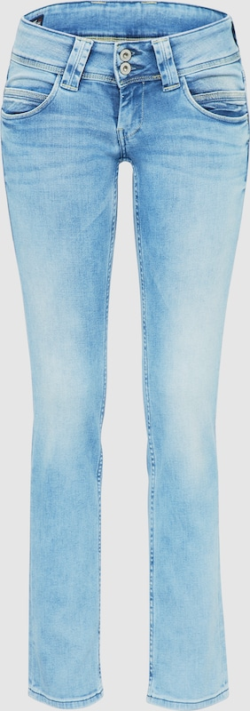Pepe Jeans Jeans 'Venus' in Blau denim  Mode neue Kleidung