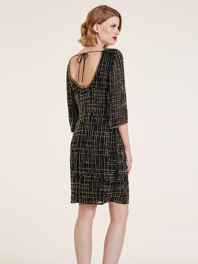 heine Sukienka w kolorze czarnym: Widok od tyłu