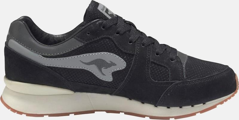 KangaROOS Sneaker 'Coil-R1 Nubuck'