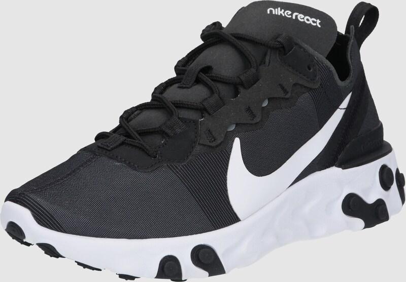 Nike Sportswear Turnschuhe 'React Element 55 Textil Verkaufen Sie saisonale Aktionen