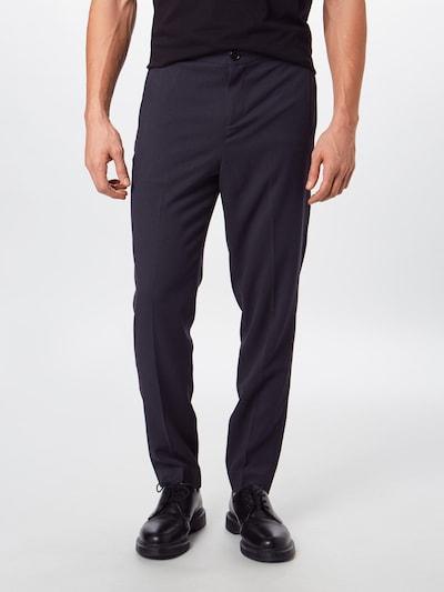 SELECTED HOMME Hose in dunkelblau, Modelansicht