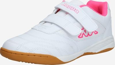 KAPPA Brīvā laika apavi 'KICKOFF' rozā / balts, Preces skats