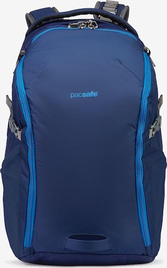 Pacsafe Rucksack 'Venturesafe G3' in blau, Produktansicht