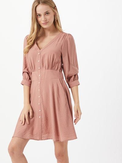 OBJECT Kleid in rosa, Modelansicht