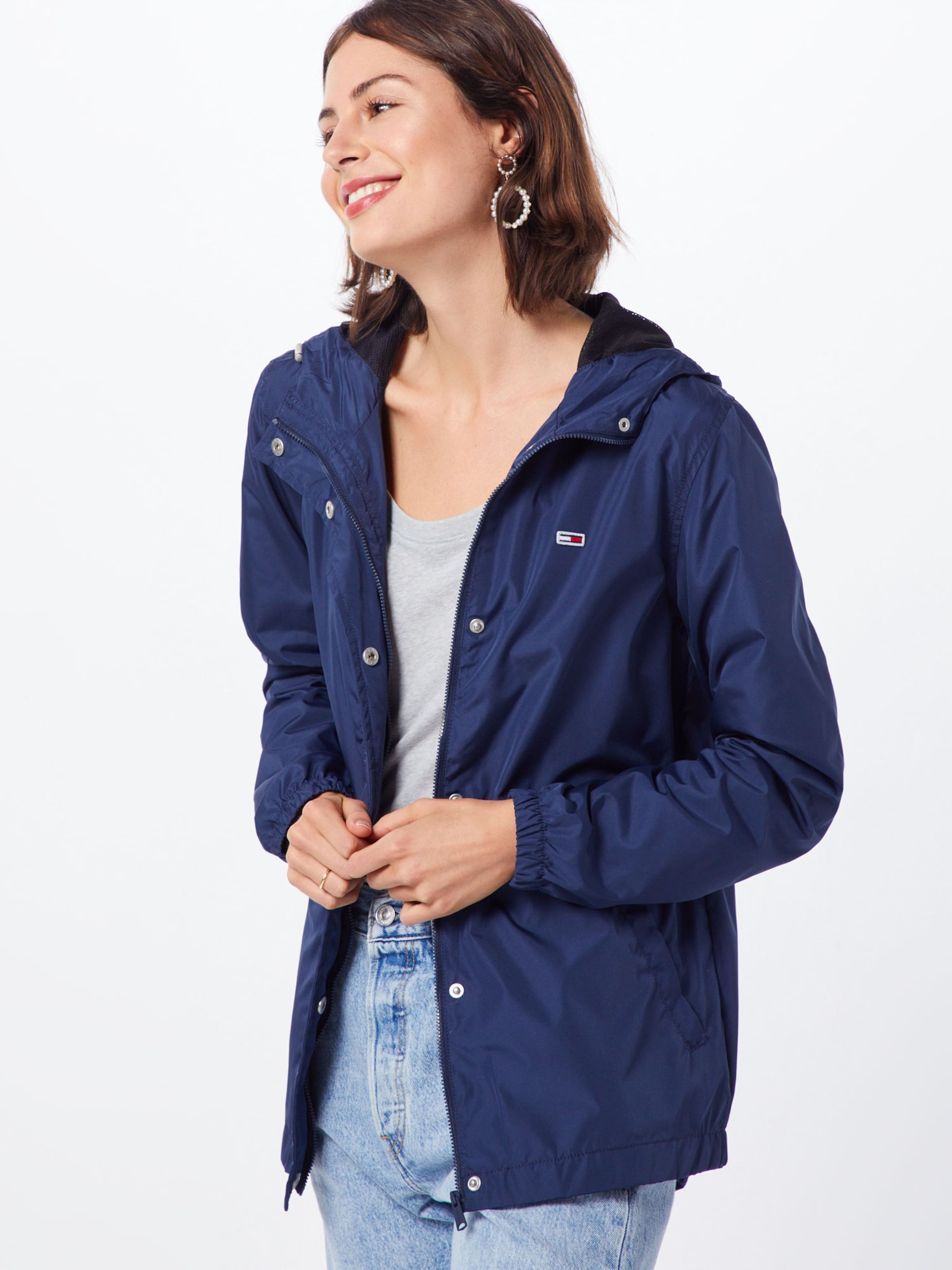 In Jeans Jacke Navy Tommy CxBoedr