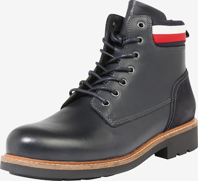 TOMMY HILFIGER Veterboots 'PATRICK 1A2' in de kleur Donkerblauw, Productweergave