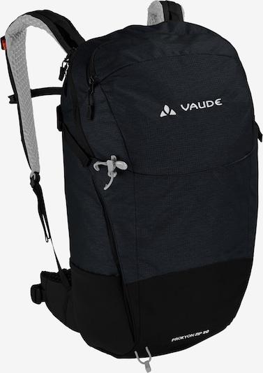 VAUDE Sportrugzak 'Prokyon Zip' in de kleur Grijs / Zwart, Productweergave