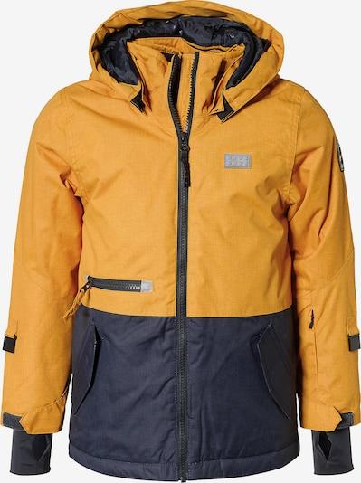 LEGO WEAR Skijacke in nachtblau / gelb, Produktansicht